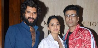 Vijay Deverakonda & Kiara Advani Spotted Together Chilling With Karan Johar & Manish Malhotra; Is Movie On The Cards?