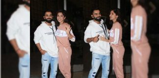 Virushka Looked Uber Cool At Their Latest Airport Spotting