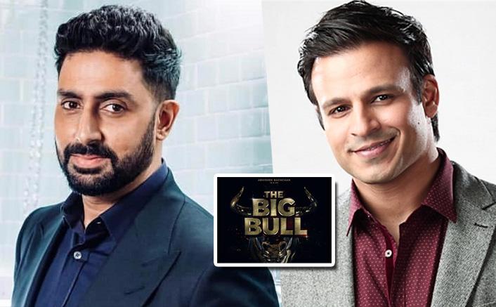 Post Aishwarya Rai Bachchan Meme Controversy, Vivek Oberoi This Time Tweets Wishes For Abhishek Bachchan's The Big Bull