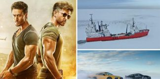 War: Hrithik Roshan-Tiger Shroff's film to have a fight scene on the largest icebreaker ship