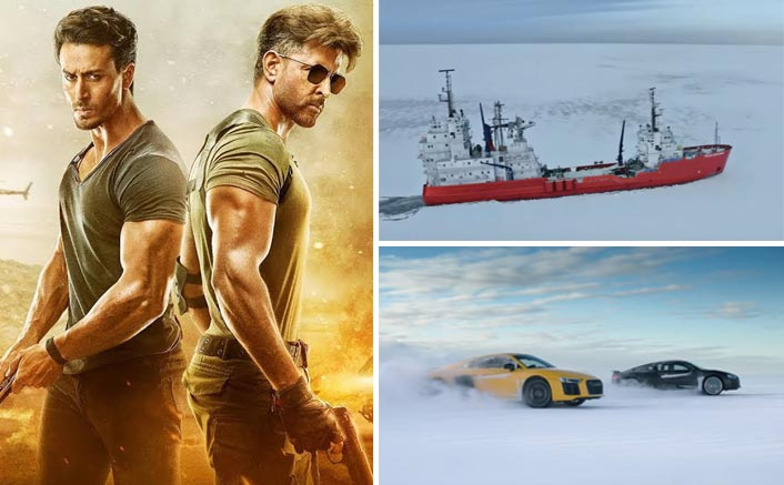 War: It Took 5 Months Of Waiting To Bring Hrithik Roshan & Tiger Shroff On An Icebreaker Ship!