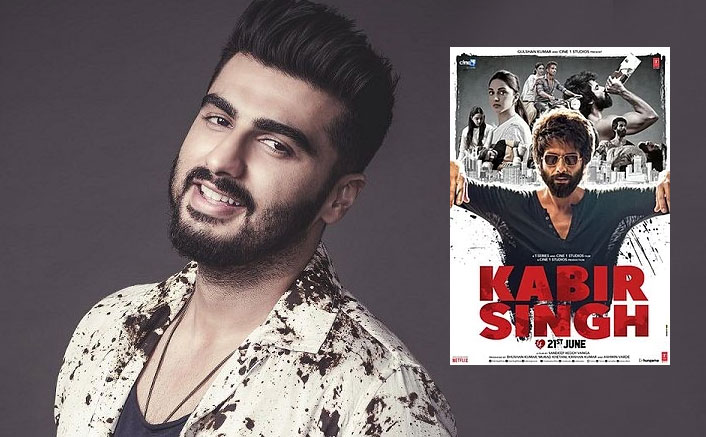 WHAT! Arjun Kapoor Claims To Be The Original Choice For Kabir Singh But Here's Why He Backed Out!