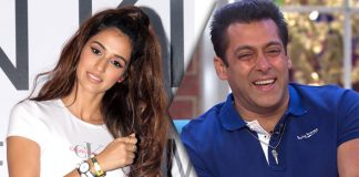 """Salman Khan Is A Santa Claus Sitting On Sets,"" Says Disha Patani"