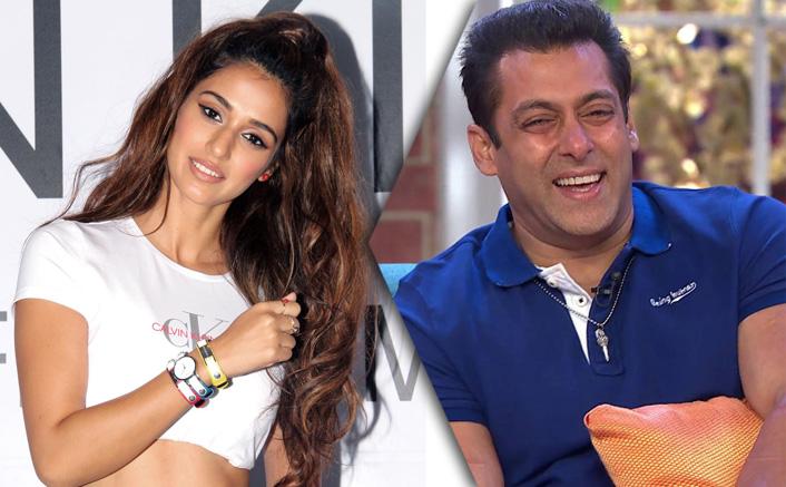 WHAT: Disha Patani Calles Salman Khan A Santa Clause And The Reason Is Just Too Cute!