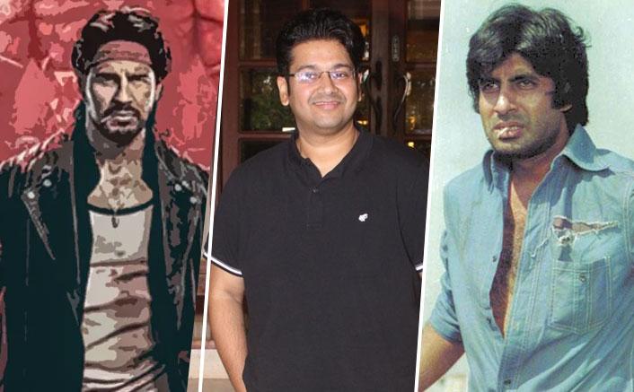 Marjaavaan: Sidharth Malhotra's Character Is Inspired By Deewar's Amitabh Bachchan