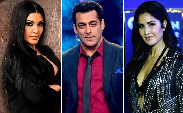 What! Salman Khan Flubs Up Big Time; Calls Koena Mitra 'Katrina'!