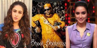 WHAT? Shraddha Kapoor & Sara Ali Khan Approached For Bhool Bhulaiyaa 2 For The Female Lead Opposite Kartik Aaryan