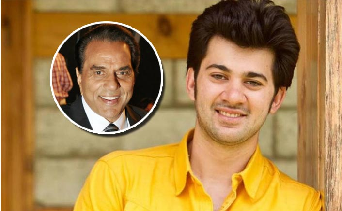 When Dharmendra 'shocked' grandson Karan Deol