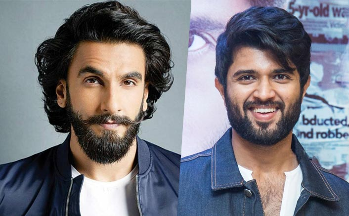 When South Star Vijay Deverakonda Reminded Fans Of Bollywood Actor Ranveer Singh - WATCH!