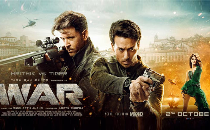 How's The Hype (Audience) Of War?: Tiger Shroff & Hrithik Roshan To Set Off 'Pre-Diwali' Fireworks At Box Office!