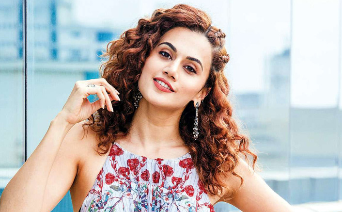 "Taapsee Pannu: ""Objectifying Women In Sex Comedies Is Not Entertaining"""