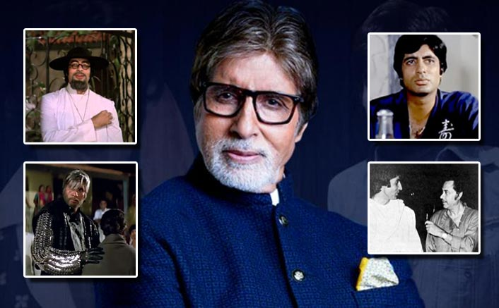 Happy Birthday Amitabh Bachchan: Revisiting The Musical Journey Of Big B With Kishore Kumar With These Memorable Songs