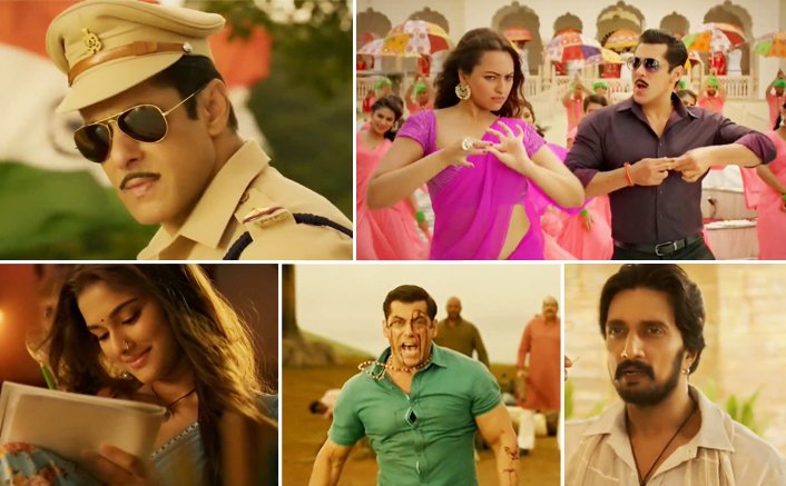 Dabangg 3 Trailer OUT: Salman Khan Proves Yet Again Why He