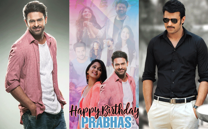 Happy Birthday 'Darling' Prabhas: Fans Of Baahubali Actor Pour In Birthday Wishes On Twitter As He Turns 40