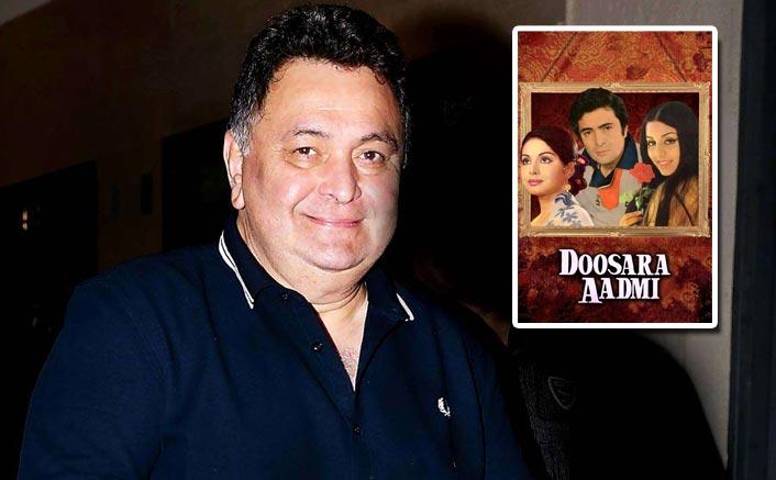 42 years on, Rishi Kapoor feels 'Doosra Aadmi' was ahead of its time