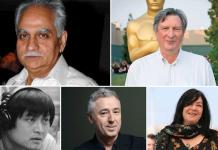 50th International Film Festival of India International Jury