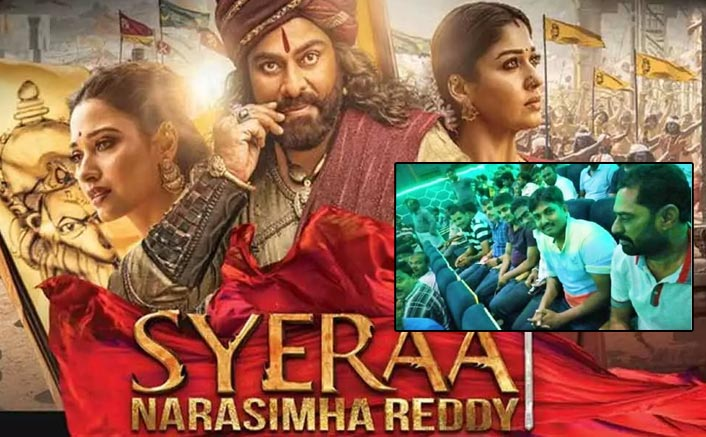 Sye Raa Narasimha Reddy: 7 Police Officers From Andhra Pradesh Suspended For Watching The Film During Duty Hours