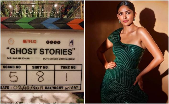 After Super 30 & Batla House, Mrunal Thakur Bags A Role In Karan Johar's Ghost Stories