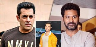 BREAKING: Post Salman Khan's Eid 2020 Film, Prabhudheva To Unite With Varun Dhawan For An Action-Comedy?
