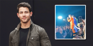 A Fan Touches Nick Jonas Inappropriately While He Performs On Stage, Netizens Disgusted