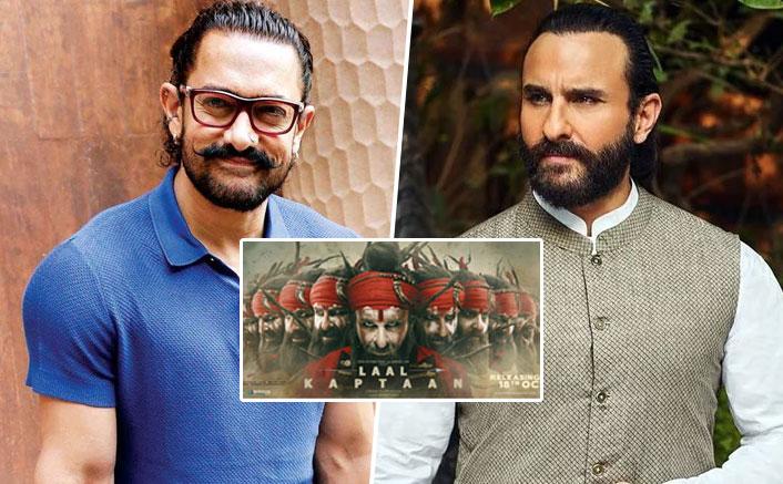 Aamir Khan Reviews Saif Ali Khan's Laal Kaptaan Trailer! Check It Out