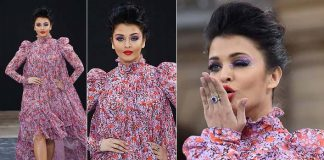 Aishwarya Rai's Paris Look Slammed By Indian Designer Wendell Rodricks, Compares It To A Halloween Costume