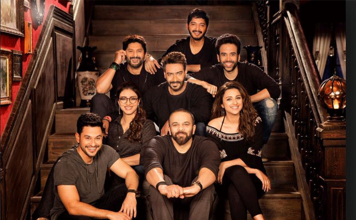 Ajay Devgn Along With His Golmaal Team Indulge In A Hilarious Twitter Banter & It Will Make You LOL