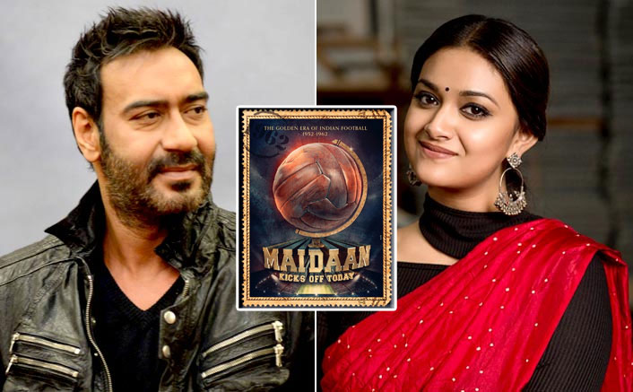 Maidaan: South Star Keerthy Suresh Opts Out Of Ajay Devgn Starrer For THIS Reason