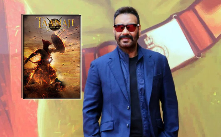 Ajay Devgn: Learnt about Maratha history while prepping for 'Tanhaji'