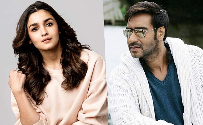 Ajay Devgn Not In Sanjay Leela Bhansali's Baiju Bawra But To Play Alia Bhatt's Gangster Lover In Gangubai Kathiawadi