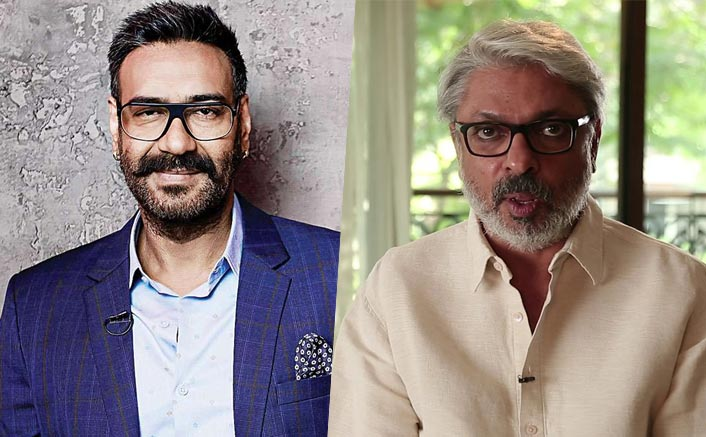 Ajay Devgn To Be A Part Of Sanjay Leela Bhansali's Baiju Bawra?