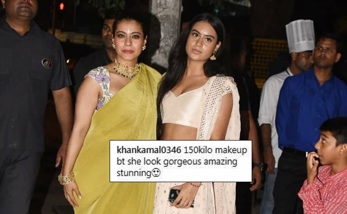 Ajay Devgn's Daughter Nysa Gets Trolled Over Her Looks Again!