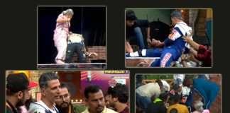 Akshay Kumar Rescues Unconscious Fan On Maniesh Paul's Show, Netizens Go Crazy Over This 'Superhero' Act Of The Superstar