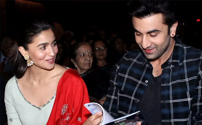 Ranbir Kapoor and Alia Bhatt spotted in London; see pictures