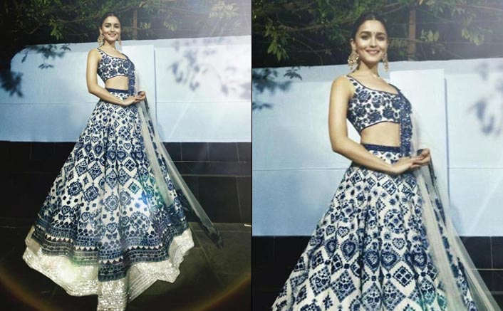 Alia Bhatt Should Wear This Lehenga Of Hers For Her Wedding With Ranbir Kapoor & You Can Take Inspiration From It Too