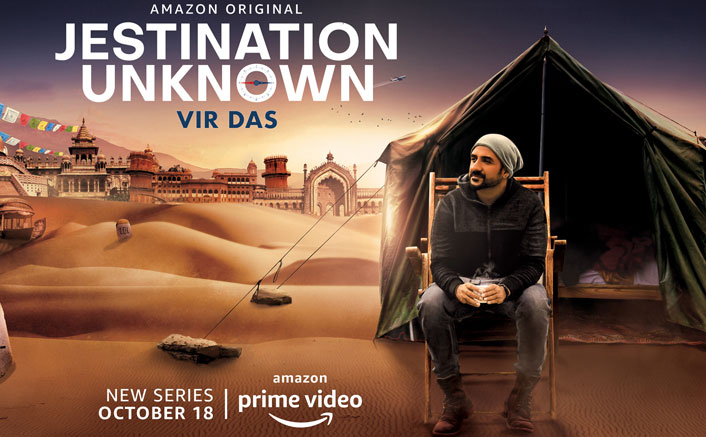 Jestination Unknown: Amazon Prime & Vir Das' Travelling Comedy Will Take You On A Joy Ride