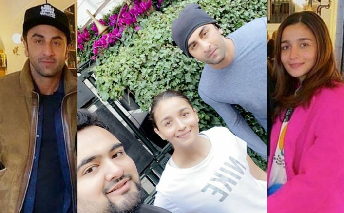 Amidst The Wedding Rumours, Ranbir Kapoor & Alia Bhatt Spend Some Quality Time Together In London
