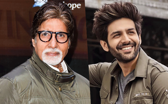 Amitabh Bachchan And Kartik Aaryan's TVC is all things COOL!