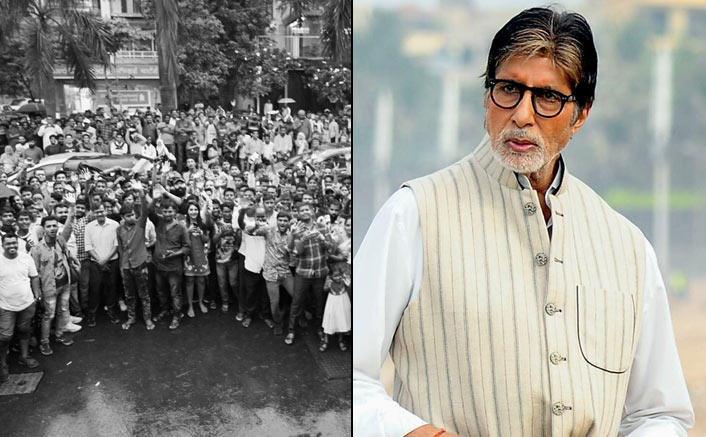 Amitabh Bachchan Apologises To Fans For Missing The Sunday Meet