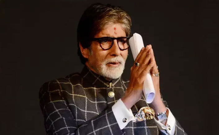 As We Wish Amitabh Bachchan On His 77th Birthday, The Megastar Shares A Special Message For His Fans