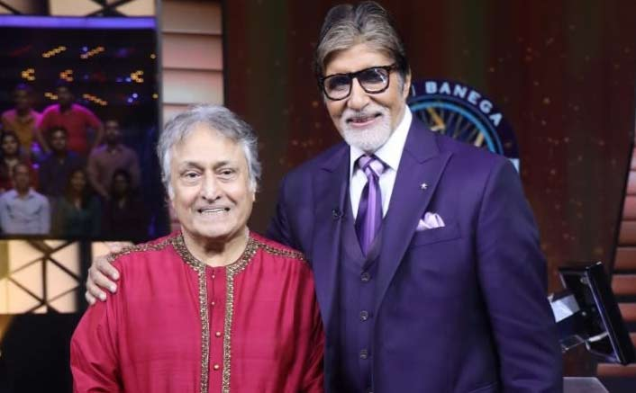 Amjad Ali Khan: We admire Big B for the way he conducts himself