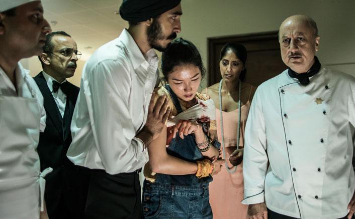 Ananya Pandey showers love on Dev Patel's Hotel Mumbai