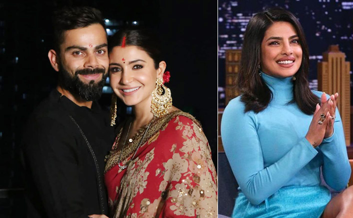 Anushka Sharma & Virat Kohli Fast For Thier Second Karwa Chauth Together; Get A Special Message From Priyanka Chopra