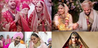 Anushka Sharma, Priyanka Chopra Jonas, Deepika Padukone: 5 Bridal Make-Up Cues ToTake Inspiration From This Wedding Season