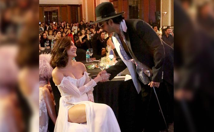 Anushka Sharma Scolding Ranveer Singh At Elle Awards 2019 Is The Cutest Thing You'll See On The Internet Today!