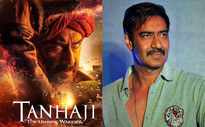 Apart From Tanhaji, Ajay Devgn Plans Of Narrating The Tales Of Several Freedom Fighters