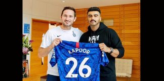 Arjun: Being Chelsea FC ambassador is 'surreal feeling'