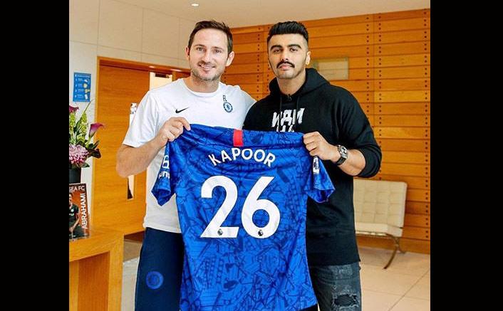 Arjun: Being Chelsea FC ambassador is 'surreal feeling'