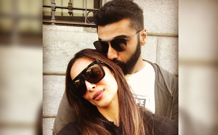 Arjun Kapoor & Malaika Arora's Latest Romantic Pic Proves That They Are One Of The Hottest Couples In BTown