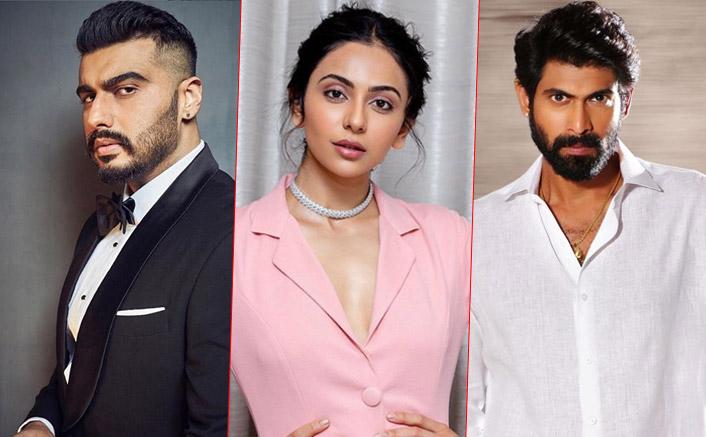 Arjun Kapoor, Rakul Preet Singh & Rana Daggubati To Collab For A Feature Film?